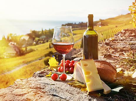 Vin & vin effervescent